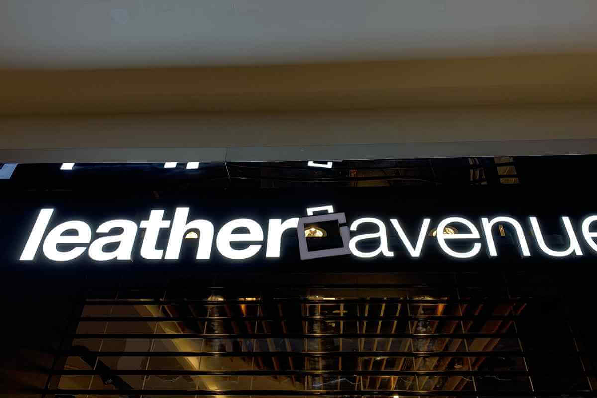 Leather Avenue 01